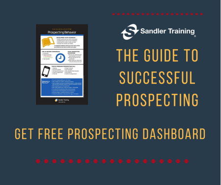 Prospecting Dashboard