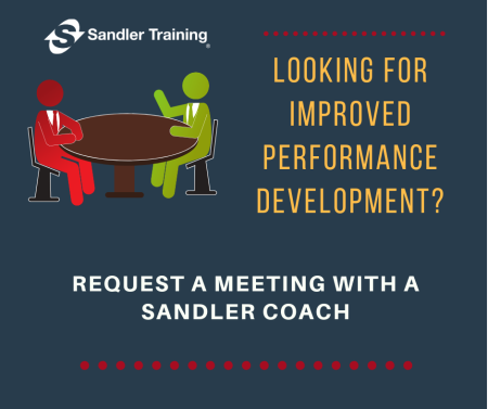 Request a meeting with a Sandler coach.